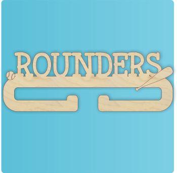 Rounders Medal Hanger