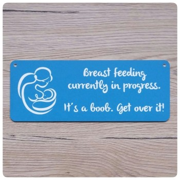 Breast Feeding Plaque - 0270