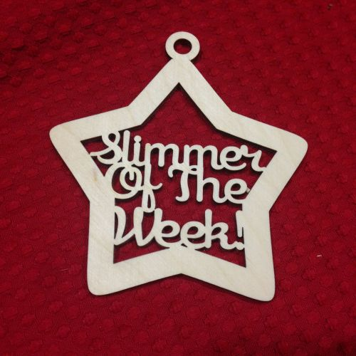 Slimmer Of The Week Decoration Slimmer Of The Week Award Slimming World And Weight Watchers