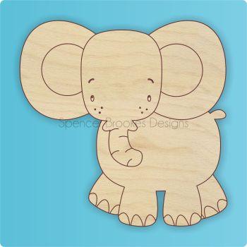 Elodie The Elephant - 0366
