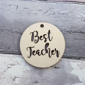 Best Teacher Disc - 0430