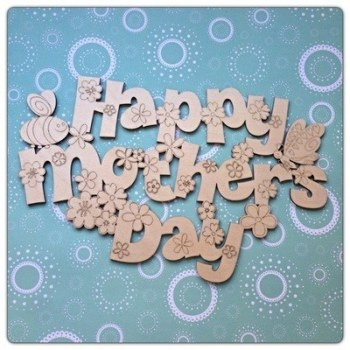 Happy Mother's Day Hanger - 0214