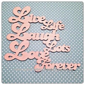 Live Laugh Love - 0032