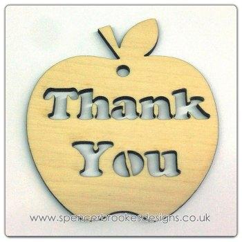 Thank You Teacher's Apple