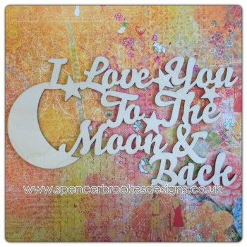 Love You To The Moon And Back Quote