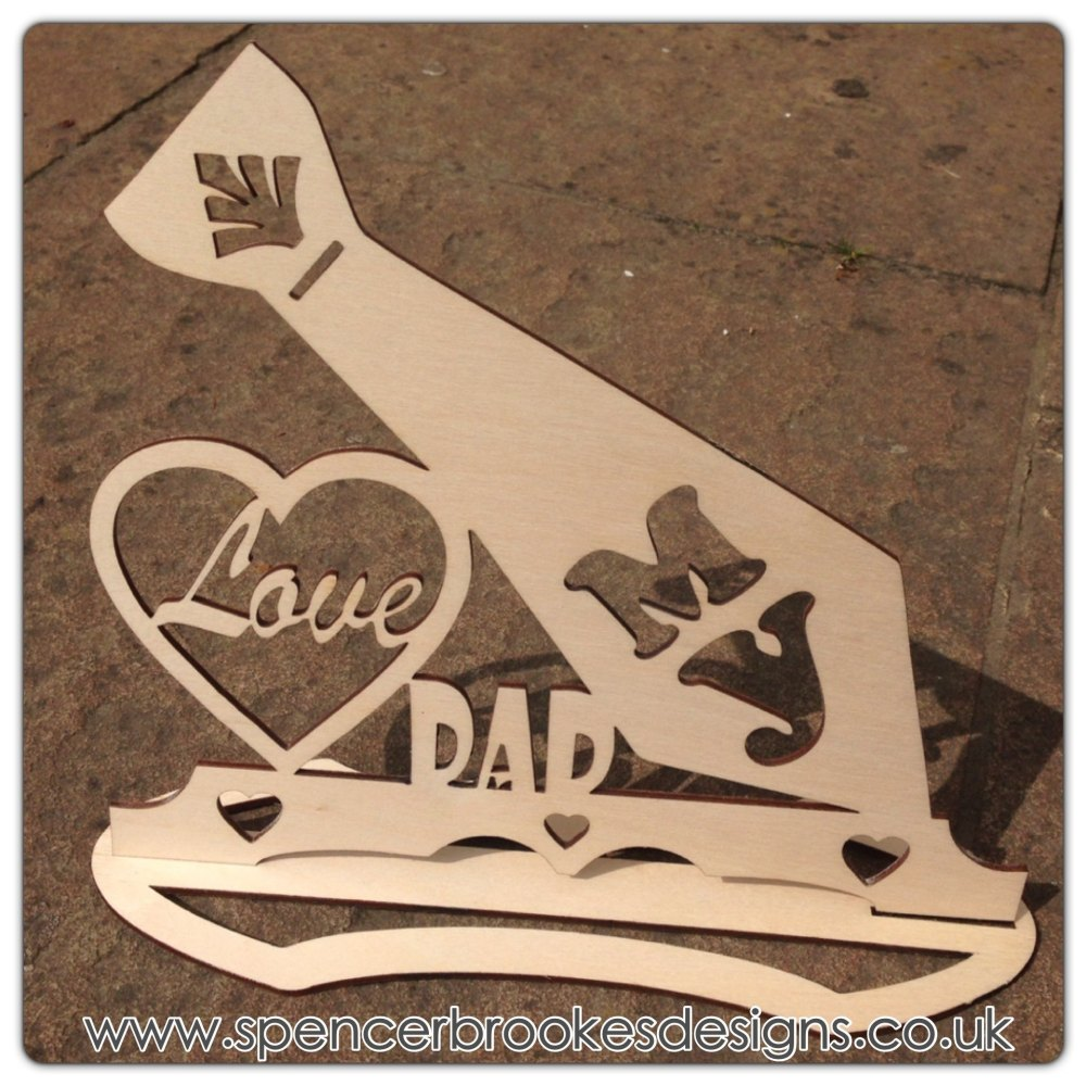 Laser Cut Father S Day Gifts Personalised Father S Day