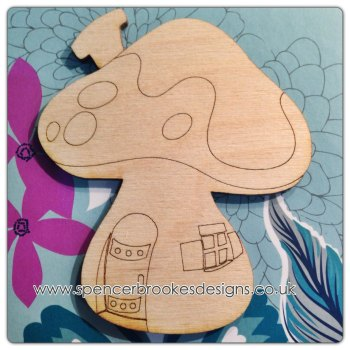 Toadstool House - 0248