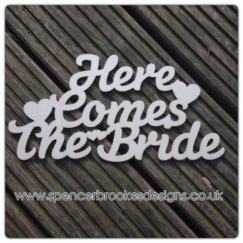 Here Comes the Bride - 0207