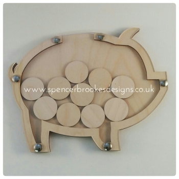 Piggy Bank Rewards Jar