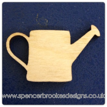 Laser Cut Watering Can - 0041