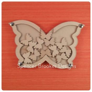 Butterfly Shape Reward Jar