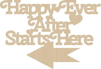 Happy Ever After Starts Here