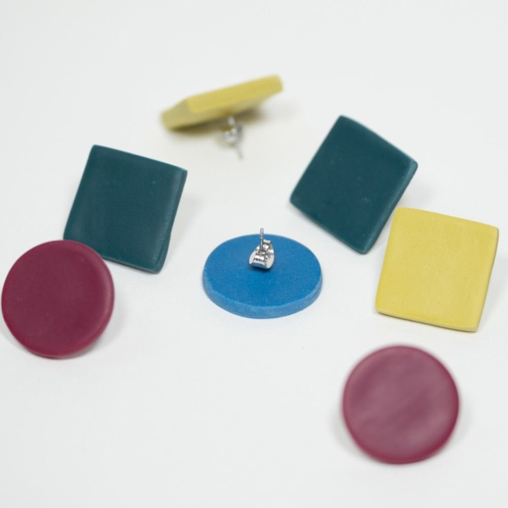 Giant Colourful Studs