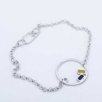 Inside Dot Bracelet