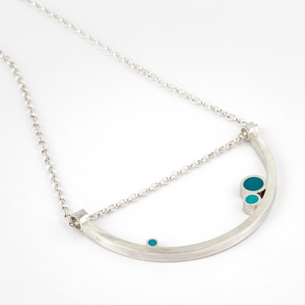 Inside Dot Necklaces