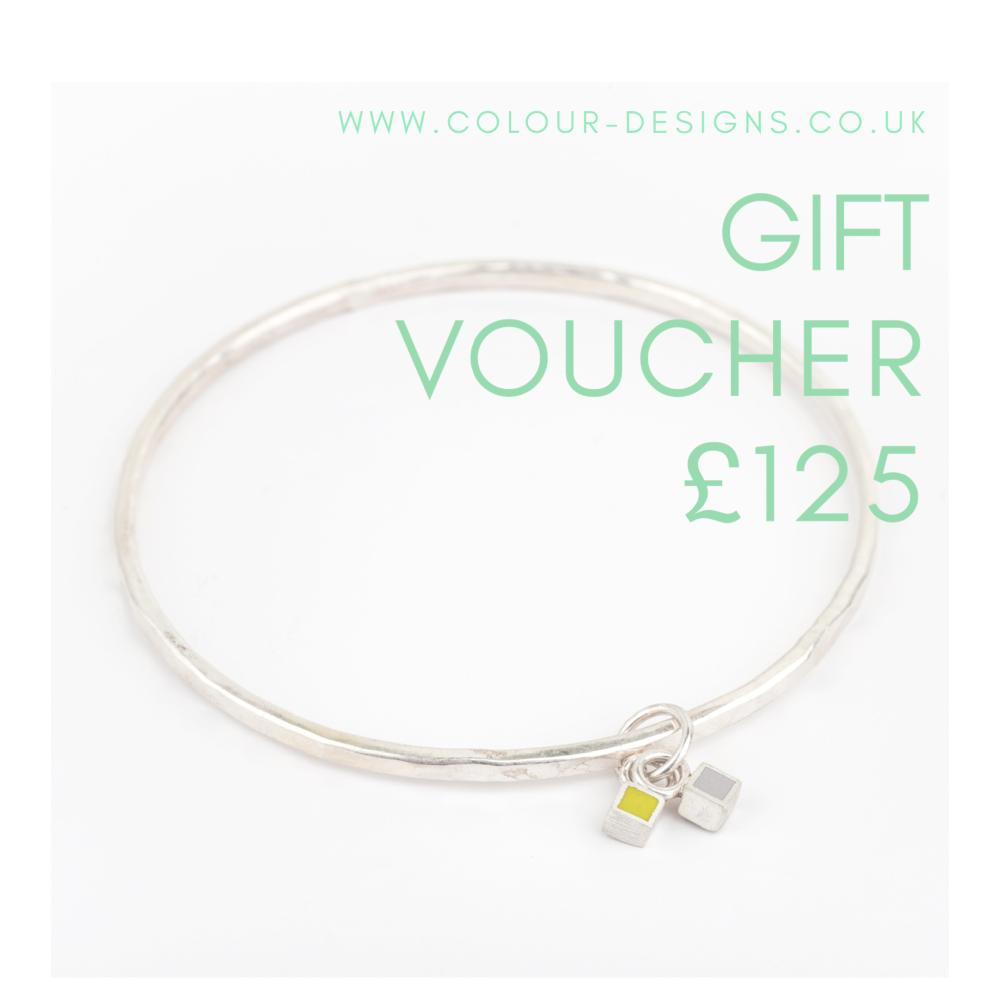Gift Voucher for E125