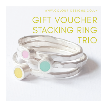 Gift Voucher for Stacking Ring Trio