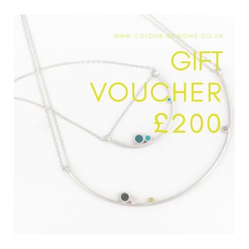 Gift Voucher for £200