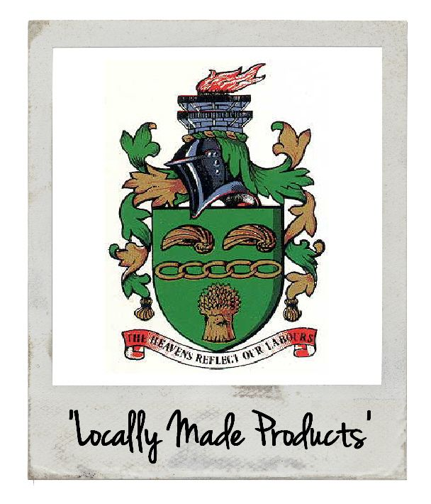 Locally Made Products