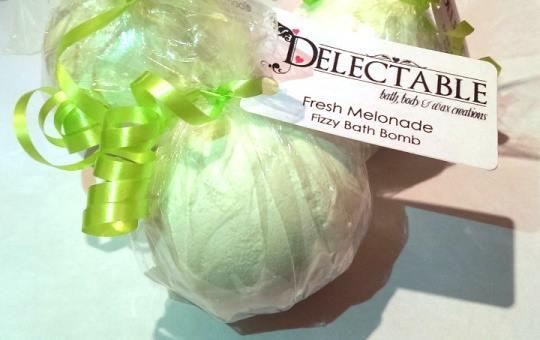 Fresh Melonade Fizzy Bath Bomb