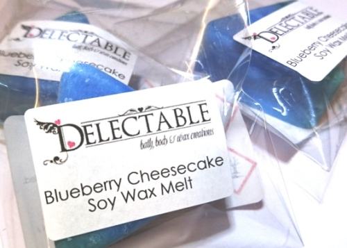 Blueberry Cheesecake Soy Wax Melt