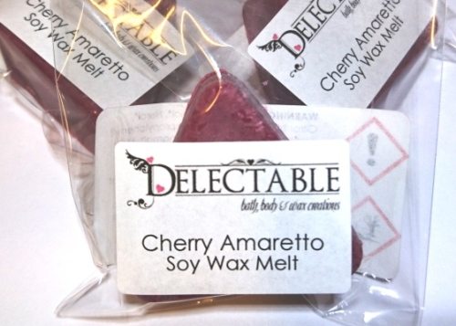 Cherry Amaretto Soy Wax Melt