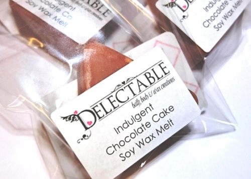 Indulgent Chocolate Cake Soy Wax Melt