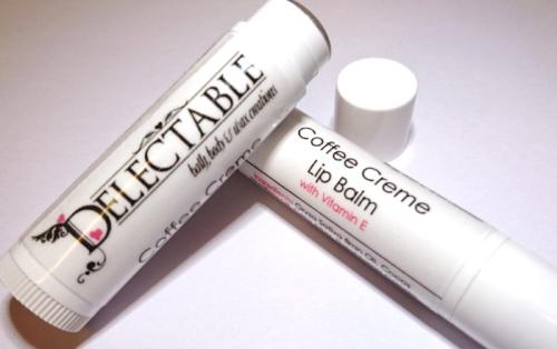 Coffee Creme Lip Balm