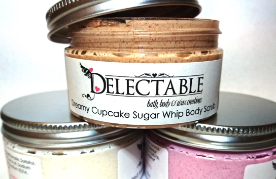 Dreamy Cupcake Sugar Whip Body Scrub