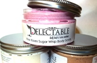 Pink Kisses Sugar Whip Body Scrub