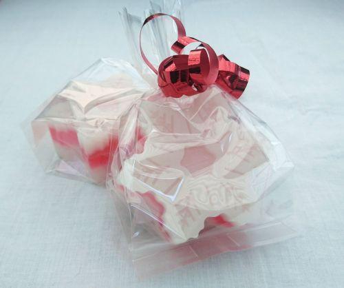 Sweet Snowflake Glycerine Soap