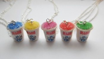 Slush Puppies Necklace
