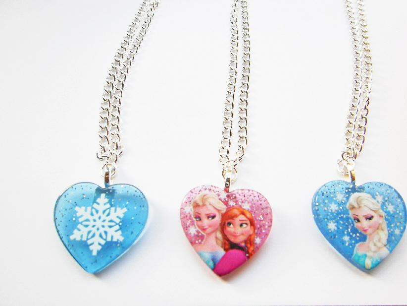Frozen Necklace