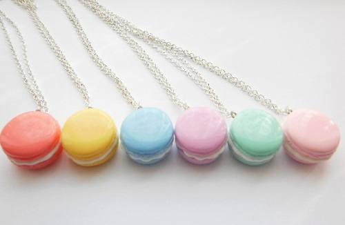 Macaroon Necklace