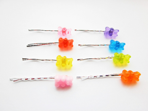 Gummi Bears Hair Grip