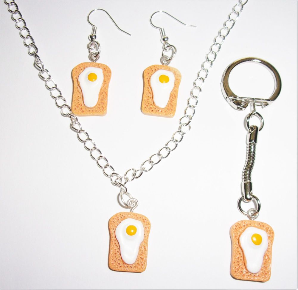 Egg On Toast Jewellery Collection