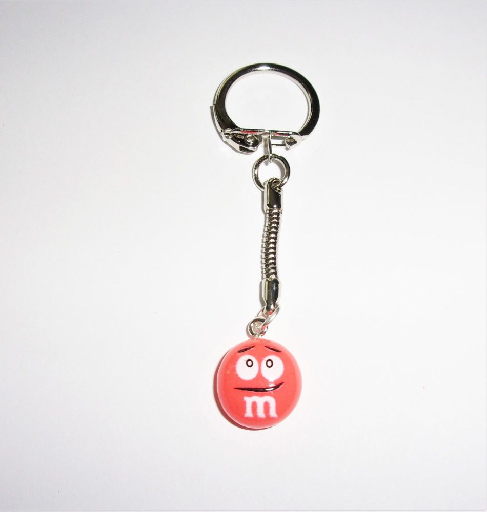 Candy Sweet Face Keyring