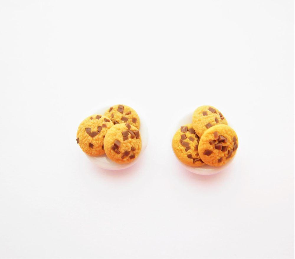 Food Stud Earrings