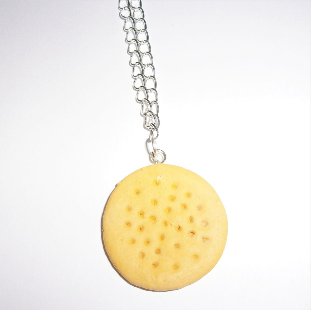 Biscuit Necklace