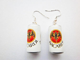 Barcardi Earrings
