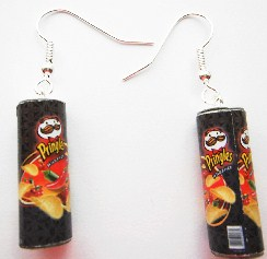 Wild Spice Pringles Earrings