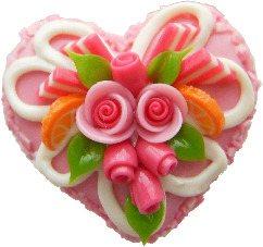 Pink Celebration Cake Ring