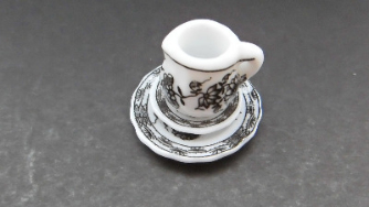 Milk Jug Plated Ring