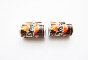 Orange Tango Cufflinks