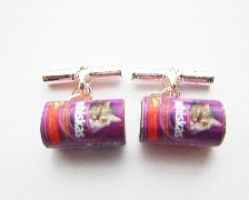 Whiskas Cufflinks