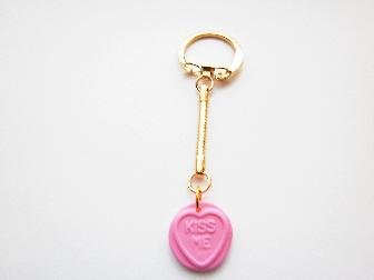 Love Heart Sweet Keyring