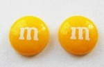 M&M Resin Stud Earrings