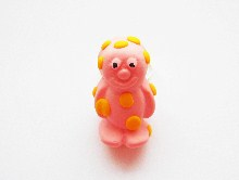 Mr Blobby Character Ring