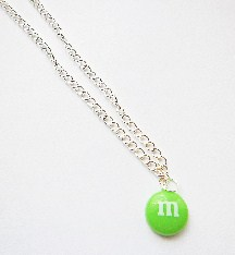 Retro Fake Sweet Necklace