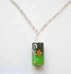 Carlsberg Silver Necklace